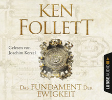 Das Fundament der Ewigkeit, 12 Audio-CDs   Follett, Ken