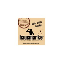 hausmarke | lakritz-cola|  20x0,33 l