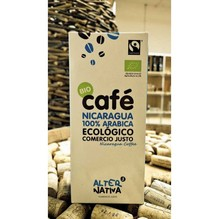 kaffee | nicaragua | alternativa³ | bio & fair | gemahlen |100% arabica | 250g