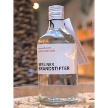 berliner brandstifter dry gin , 43,3%vol, 0,7 l