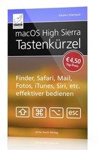 macOS High Sierra Tastenkürzel | Szierbeck, Johann
