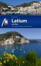 Latium mit Rom, m. 1 Karte   Fritz, Florian
