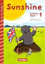 1. Schuljahr - Activity Book mit Audio-CD