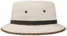Stetson Bucket Hut Anglerhut mit UV Schutz beige