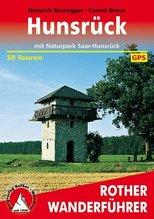 Rother Wanderführer Hunsrück   Bauregger, Heinrich; Braun, Cornel