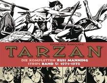 Tarzan: Die kompletten Russ Manning Strips. Bd.5 | Burroughs, Edgar Rice