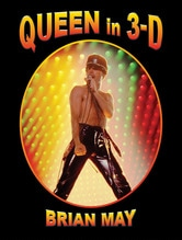 Queen In 3D | May, Brian