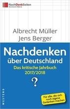 Nachdenken über Deutschland | Müller, Albrecht; Berger, Jens