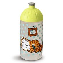 Nici Trinkflasche 'Comic Cats' 0,5l