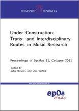 Under Construction: Trans- and Interdisciplinary Routes in