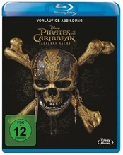 Pirates of the Caribbean: Salazars Rache, 1 Blu-ray