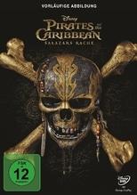 Pirates of the Caribbean: Salazars Rache, 1 DVD