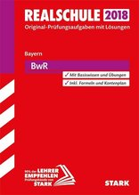 Realschule 2018 - Bayern - BwR