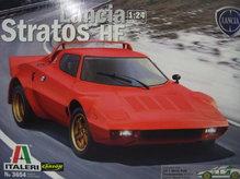 IT3654 Italerie Lancia Stratos Plastikbausatz 1:24