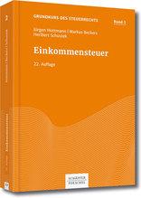Einkommensteuer | Hottmann, Jürgen; Beckers, Markus; Schustek, Heribert