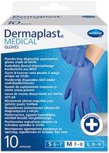 Dermaplast Medical Einmal-Schutzhandschuhe Nitril 10 Stück