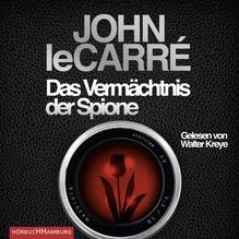 Das Vermächtnis der Spione, 8 Audio-CDs | Le Carré, John