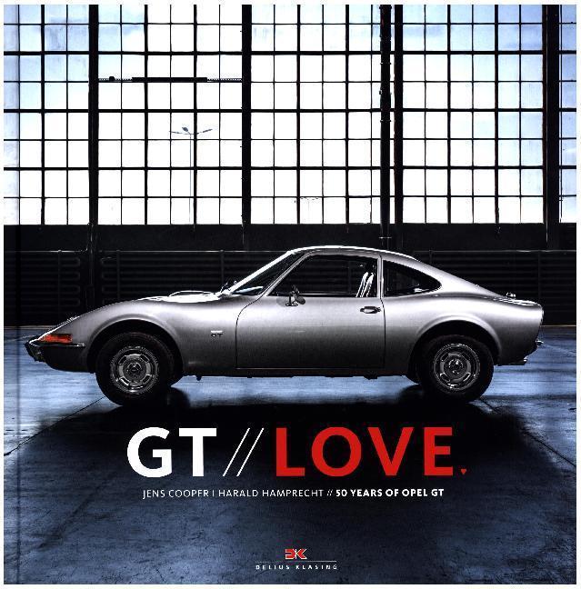 GT Love | Cooper, Jens; Hamprecht, Harald