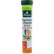 Kneipp Magnesium+Vitamine Brausetabletten 20 St