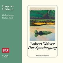 Der Spaziergang, 2 Audio-CDs | Walser, Robert