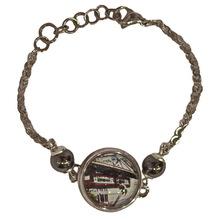 Armband 'Tuffi-Sprung', Hämatit