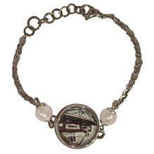 Armband 'Tuffisprung', Perlen