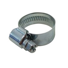 Schlauchschelle, 10 Stück 16 - 27mm