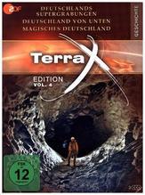 Terra X - Edition - Deutschlands Supergrabungen - Deutschland von unten - Magisches Deutschland. Vol.4, 3 DVD
