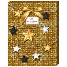 Niederegger Adventskalender 'Merry Christmas', 300g