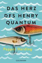 Das Herz des Henry Quantum | Harding, Pepper
