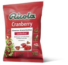 Ricola Cranberry 75g zuckerfrei
