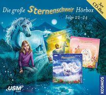 Die große Sternenschweif Hörbox, Folgen 22-24, 3 Audio-CDs | Chapman, Linda
