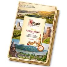 Asbach Uralt 'Pralinenmischung' Classic Assortment flüssig gefüllt mit und ohne Zuckerkruste, 250g