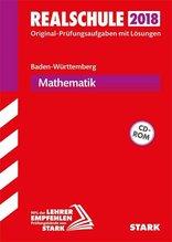Realschule 2018 - Baden-Württemberg - Mathematik, m. CD-ROM