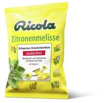 Ricola Zitronenmelisse 75g zuckerfrei