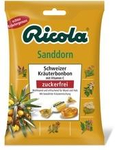 Ricola Sanddorn 75g zuckerfrei Beutel