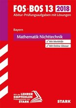 Abitur 2018 - FOS/BOS Bayern - Mathematik Nichttechnik 13. Klasse