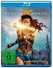 Wonder Woman, 1 Blu-ray