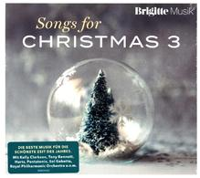 Brigitte - Songs for Christmas. Vol.3, 2 Audio-CDs   Various