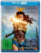 Wonder Woman 3D, 1 Blu-ray