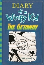 Diary of a Wimpy Kid - The Getaway | Kinney, Jeff