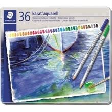 STAEDTLER Farbstift karat aquarell 125 M36 sortiert 36 St./Pack.