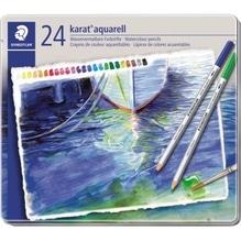 STAEDTLER Farbstift karat aquarell 125 M24 sortiert 24 St./Pack.