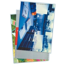 Leitz Laminierfolie 33805 DIN A7 125mic matt 100 St./Pack.