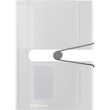 Herlitz Sammelbox 11206174 DIN A4 Polypropylen transparent
