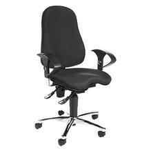TOPSTAR Bürodrehstuhl Sitness® 10 SI59UG20 max. 110kg schwarz