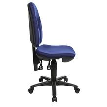 TOPSTAR Bürodrehstuhl Point 30 PO30G26 max. 110kg schwarz/blau