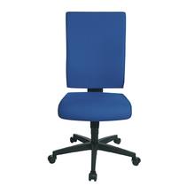 TOPSTAR Bürodrehstuhl Lightstar 20 LS20W0G26 max. 110kg schwarz/blau