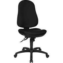 TOPSTAR Bürodrehstuhl Support SY 8550G20 ohne Armlehnen schwarz