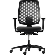 Bürodrehstuhl Speed-o Membran schwarz